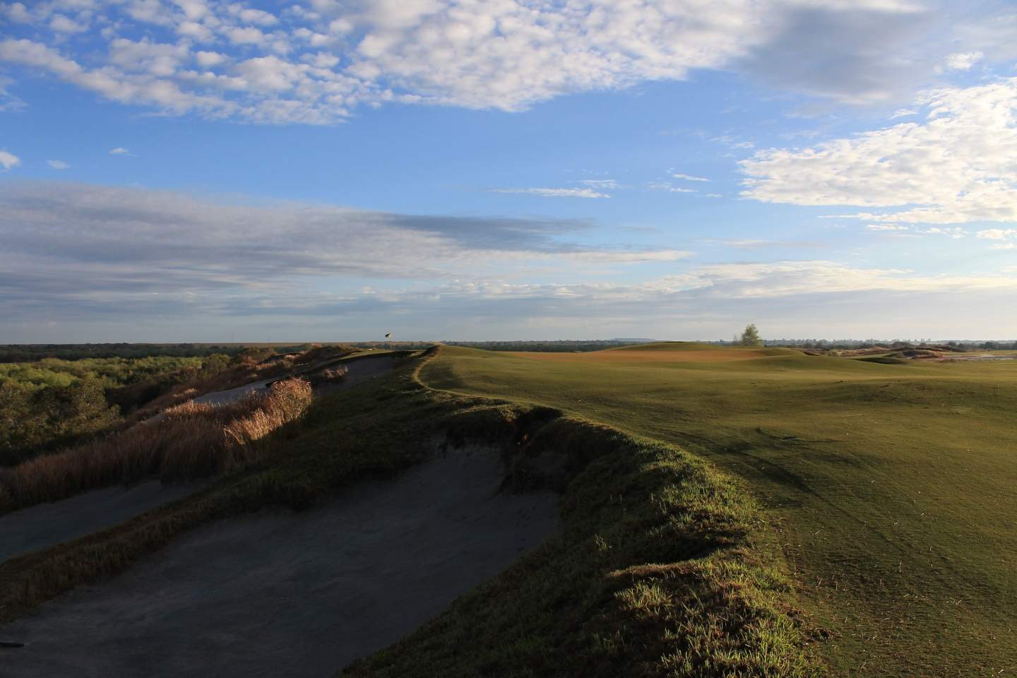 Streamsong Blue #5 in morning light