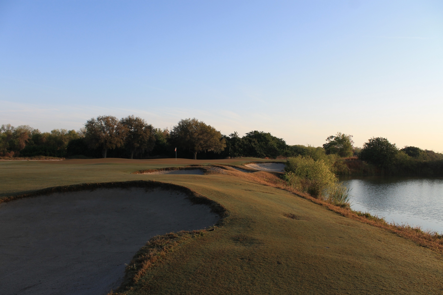 Streamsong Red #12